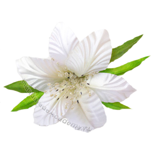 Цветы из ткани своими руками мастер-класс: Как изготовить Лилию из ткани своими руками, мк выкройки