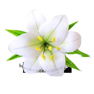Цветы из ткани своими мастер-класс: Как изготовить лилию из ткани своими руками, мк, выкройки