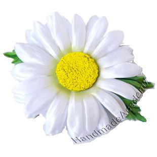 Цветы из ткани своими руками мастер-класс: Как изготовить ромашку своими руками, мк выкройки
