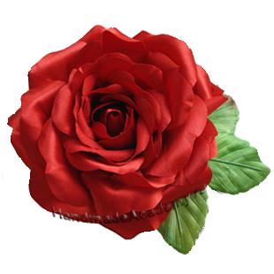 Цветы из ткани своими руками мастер-класс: Как сделать Розу Кармен