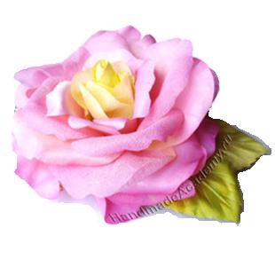 Цветы из ткани своими руками мастер-класс: Как изготовить розу из ткани своими руками, мк выкройки